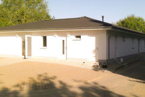 Neubau eines Labors <br />in Beselin