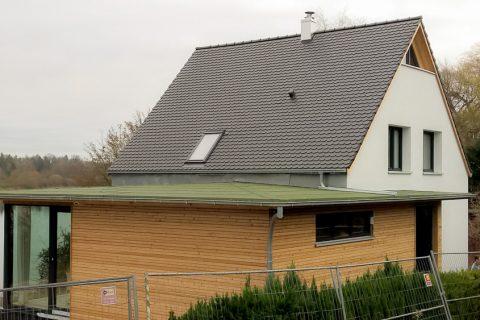 Umbau und Sanierung eines Einfamilienhauses <br />in Schwerin – Görries