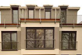 Neubau eines Mehrfamilienhauses <br />in Hamburg – Volksdorf