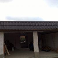 Neubau eines Bungalows mit Garage in Schwerin – Warnitz